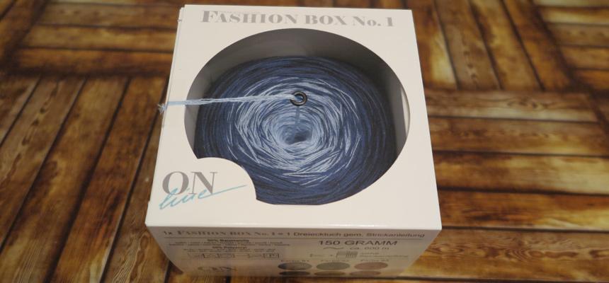 Fashion Box No.1