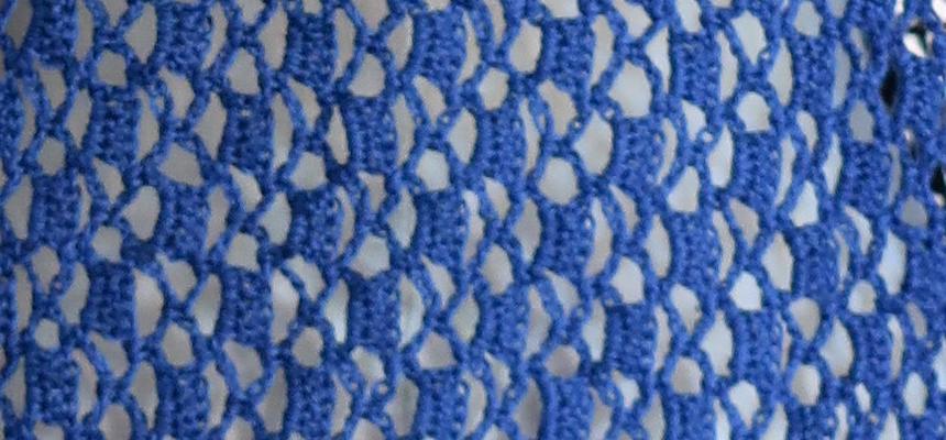 blauer Seelenwärmer