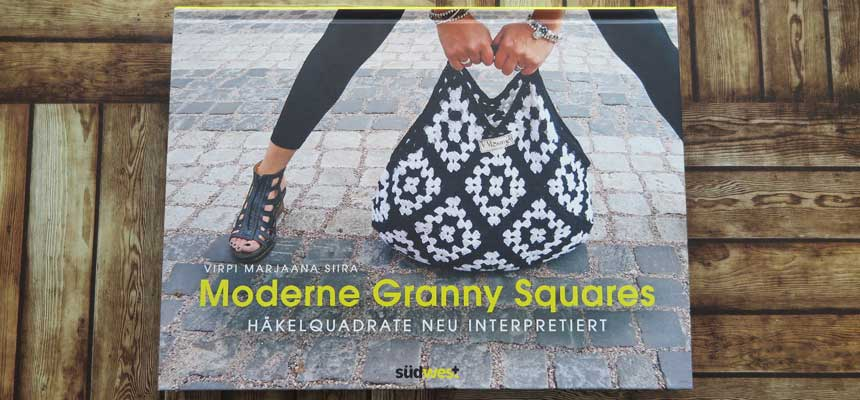 Moderne Granny Squares – Häkelquadrate neu interpretiert